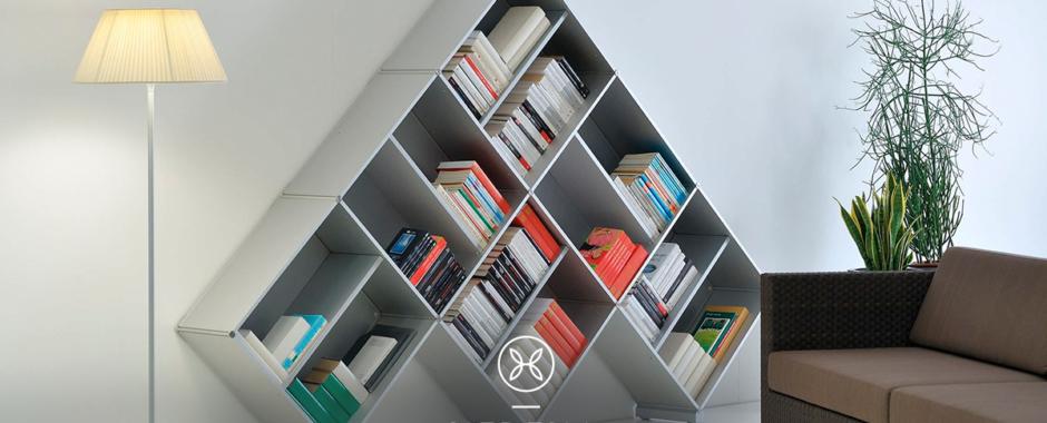 3 ideas para tener una biblioteca en casa